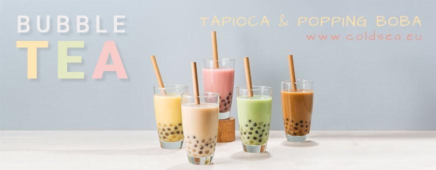 Bubble Tea - ingredients and accessories for bubble tea | Coldsea.eu